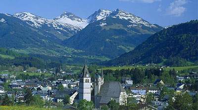 Holidays in Kitzbuhel Tirol - Apartments : Rooms